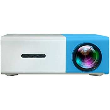 YG300 Proyector HD, ELEPHAS 1080P LCD Video proyector Full HD con ...