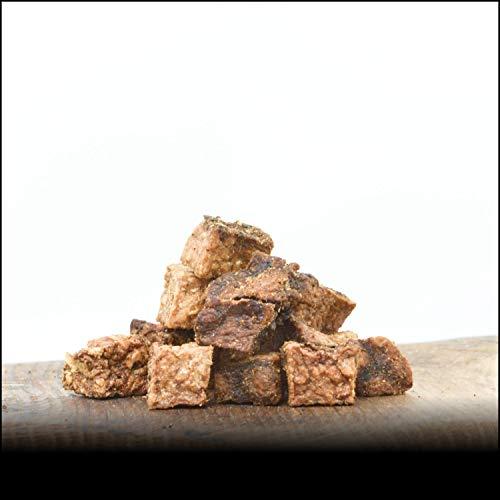 George & Bobs Enten Brocken - 500g | Trainingssnack aus Entenfleisch | Bekömmlich und Lecker | Natürlich und ohne Zusatzstoffe