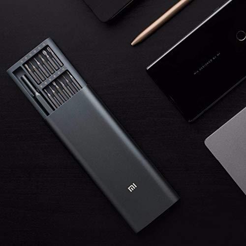 Xiaomi Mi Precision Screwdriver Set, 24 Magnetic Driver Bit Set, Pocket Screwdriver Tool Set, Mini Screwdriver Kit, Repair Tool Kit for Electronics