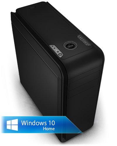 Ankermann-PC GAMER, Intel Core i7-5820K 6x 3.30GHz, Zotac GeForce GTX 1060 6GB, RAM 16GB DDR4-2133, 240GB Kingston SSD, Microsoft Windows 10 Home 64Bit (Deutsch), EAN 4260219655828