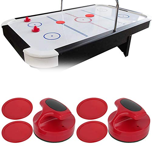 %9 OFF! Leftwei ABS 94MM Slider Table Hockey Pucks, 185g Table Hockey Pushers Set, Adult Children In...