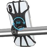 """APSONAR 2020 Nuovo Supporto Universale per Manubrio Bicicletta, per telefoni iPhone X/8/8 Plus/7/7 Plus/6S Plus, Samsung Galaxy S8 e Altri dispositivi GPS per Bicicletta con Schermo da 4"""" a 5,8""""-8"""