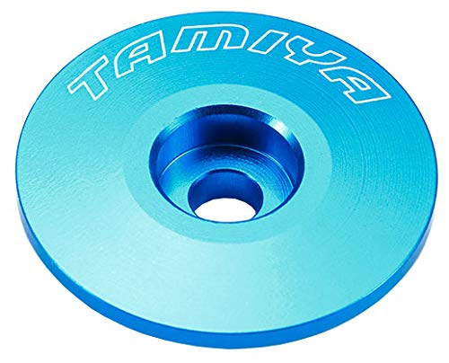 Tamiya TDT-004PP - Disco Duro de 2 Ruedas (Polipropileno)