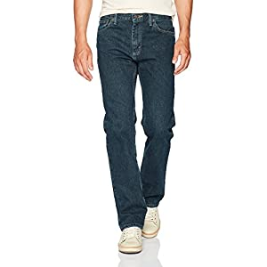 Wrangler Authentics Men's Classic Straight Fit Jean