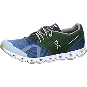 On Running Mens Cloud 70/30 Mesh Cactus Storm Trainers 8 US