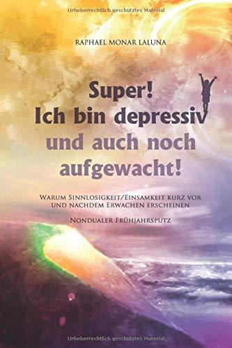 Super! Ich bin depressiv!: Und auch noch aufgewacht! (Nondualer Frühjahrsputz)