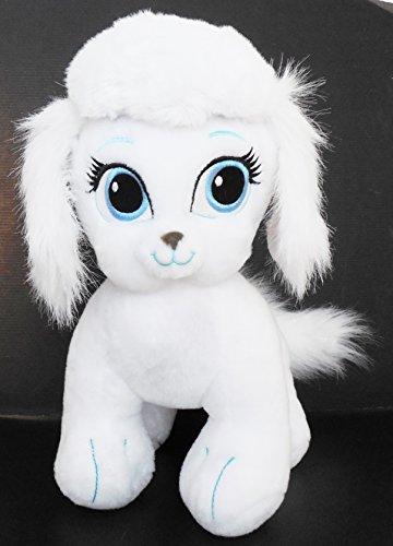 Build-A-Bear Disney Palace Pets Pumpkin 13' White Dog Plush