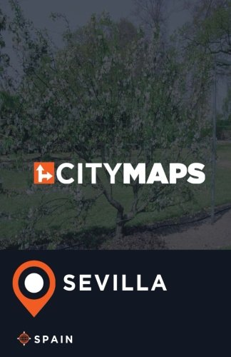 City Maps Sevilla Spain