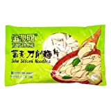 Jinshake - Soba Sliced Noodles - Noodles de Trigo Sarraceno Cortados a Cuchillo Pasta Oriental - Producto de China - 250 Gramos