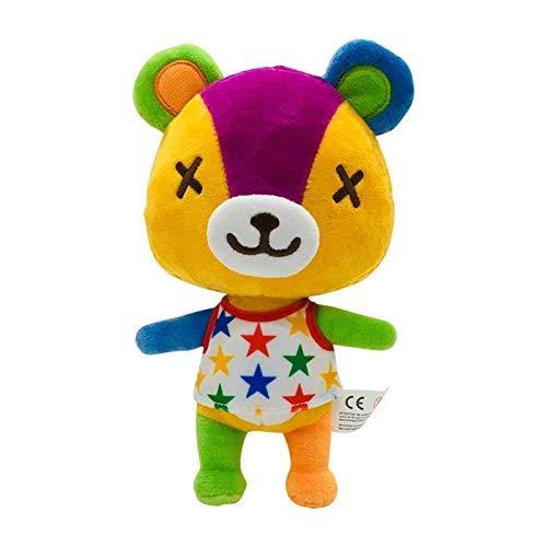 PHhomedecor 1 Animal Crossing Stitches Plush Toys Stitches Plush Toys Soft Stuffed Anime Plush Toys Children Kids Gifts 20CM,toy-111