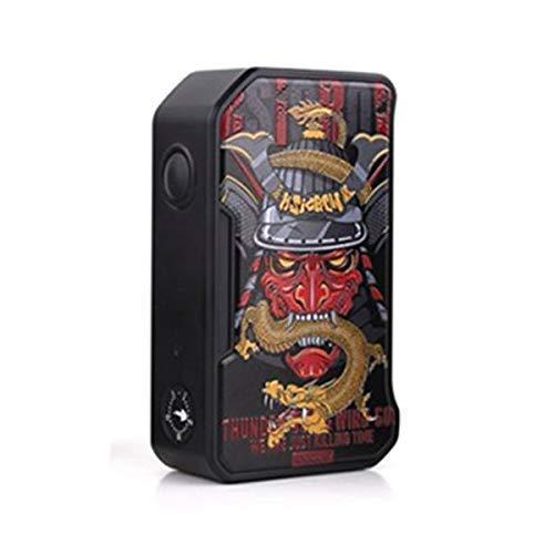 Authentic DOVPO MVV II 18650 Mechanische MOD Dual 18650 batteries Built-in USB Type-C Zerstäuber für e-Zigarette (Dragon Samurai)
