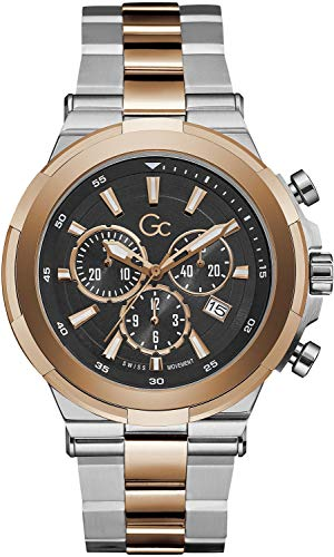 Gc Guess Collection Y23003G2MF Gc Structura Heren horloge 44 mm