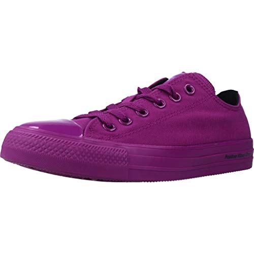 Converse x OPI Chuck Taylor All Star (6 Women/4 Men, Positive Vibes Only Purple 9677)