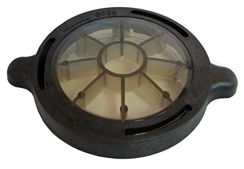 SUNSOLAR ENERGY Replacement Pump Basket Cover for Splapool Above-Ground and In-Ground Pool Pumps