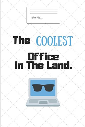 The Coolest Office In The Land