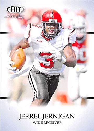 2011 SAGE Hit Football #55 Jerrel Jernigan Troy Trojans Prospect Trading Card