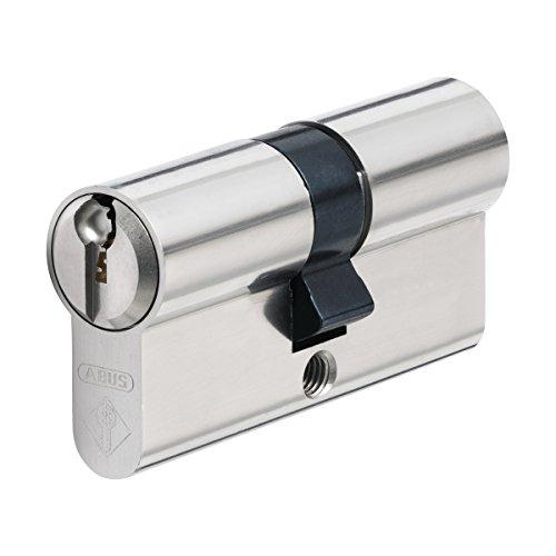 ABUS Y14 Doppelzylinder 30/30 inkl. 5 Schlüssel - Sicherheitszylinder - inkl. Sicherungskarte - verschiedenschließend