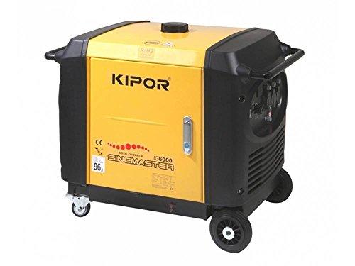 Kipor IG 6000W Sine Master Generador de corriente Inverter Generadores de corriente Corriente eggregat