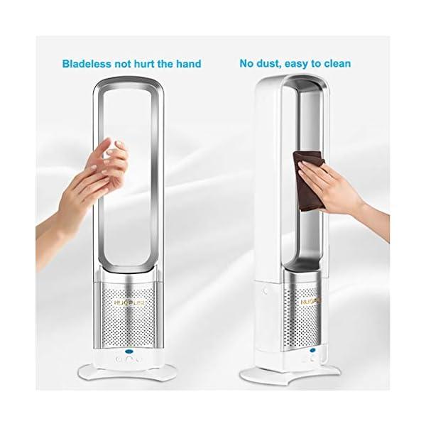 Ventilador-de-Torre-De-29-pulgadas-ventilador-sin-cuchilla-con-control-remoto-3-Velocidad-2H-temporizador-oscilante-sin-cuchilla-de-aire-del-ventilador-del-acondicionador-de-suelo-de-la-torre-de-enf