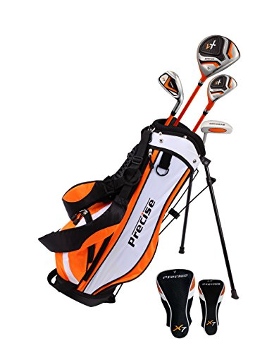Distinctive Right Handed Junior Golf Club Set for Age 3 to 5 (Height 3' to 3'8
