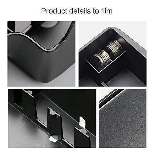 Salusy Car Armrest Storage Box Organizer Accessories Compatible with Toyota Hilux SR5 Hilux REVO AN120 AN130 120 130 2015 2016 2017 2018 2019 2020