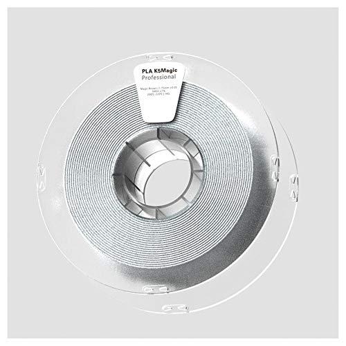 Filamento PLA K5 1,75 mm, filamento stampante 3D 1 kg, conferisce alla stampa un effetto superficiale simile alle rocce naturali.-Brown magico.