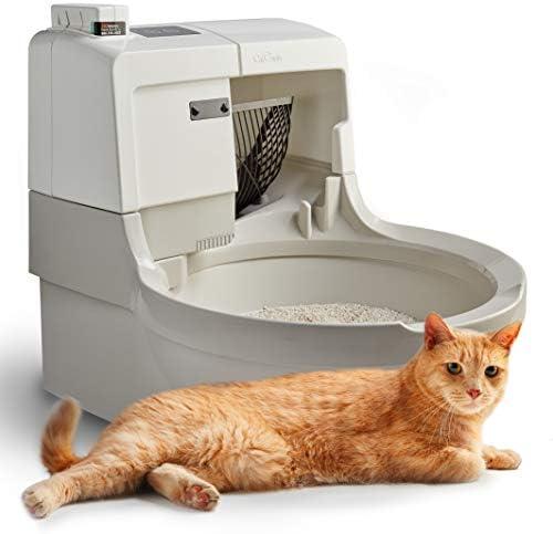CatGenie A I Self Washing Cat Box Latest Model product image