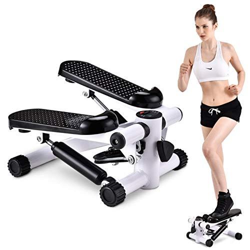 Stepping Fitness Equipment Home, Pérdida de Peso, Nalgas Delgadas, Piernas, Muslos, Cintura, Consume 500 Kcal en 1 Hora,MonsterAmy