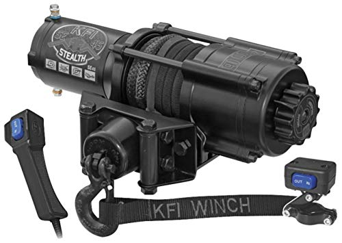 KFI Products SE45 ATV Stealth Winch Kit - 4500 lb. Capacity