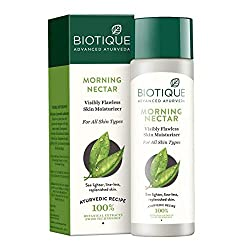 Biotique Morning Nectar Flawless Skin Lotion - Curiouskeeda