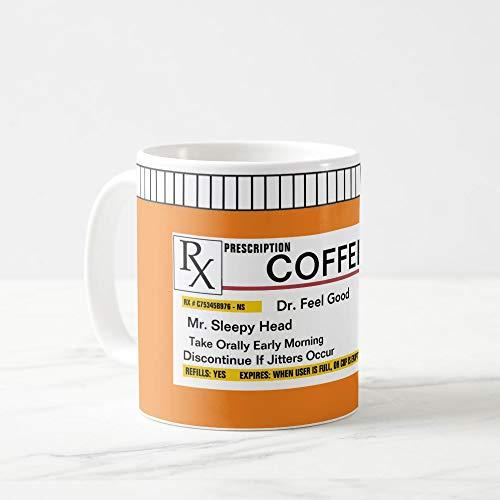 Zachrtroo Klantengebonden koffiekopje apotheek-beker apothekers-Absolvent geschenk-farmaceutische beker apotheek afstudeeren-geschenk-farmaceutische beker