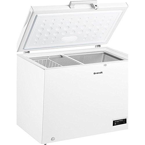Brandt Arcón Congelador Horizontal bfk615msw A+ 4****