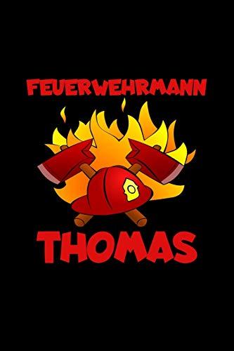 Feuerwehrmann Thomas: A5 (Handtaschenformat) Diabetes Tagebuch für 1 Jahr / 53 Wochen. Diabetiker Journal für Blutzuckerwerte mit vorgedruckter Wochenübersicht, Notizfeldern und Wochenzusammenfassung.