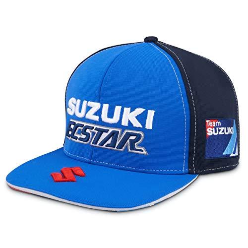 Suzuki MotoGP Ecstar Team - Gorra de béisbol plana