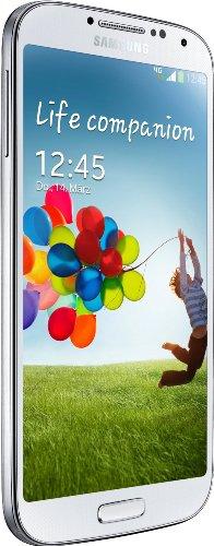 Samsung Galaxy S 4 I9505 LTE Smartphone, 16GB, Bianco [Europa]