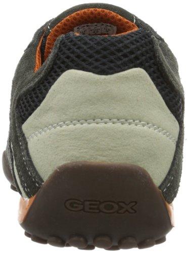Geox UOMO SNAKE L, Herren Sneakers, Grau - 3