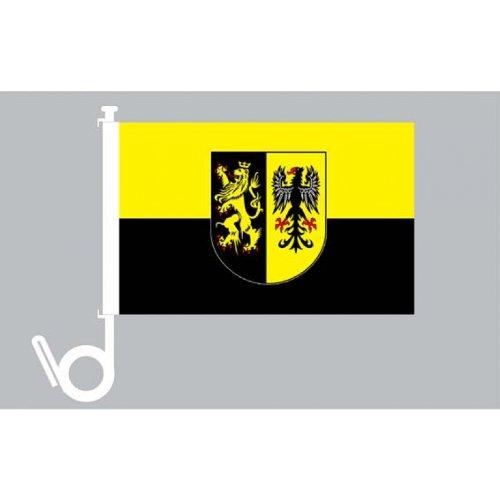 Everflag Auto-Fahne: Vogtland - Premiumqualität