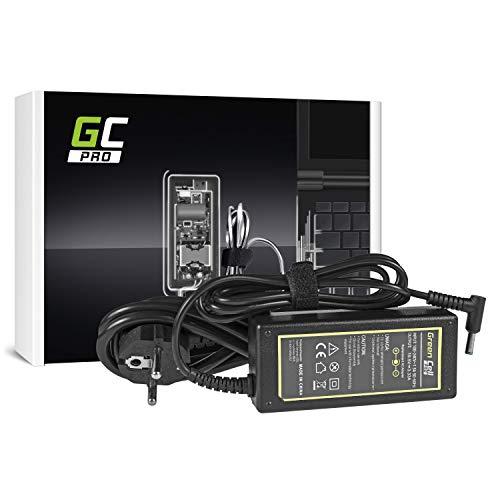 GC PRO Netzteil für HP Envy M7-N100 x2 13-J 15-C Spectre 13-V ZBook 15U G3 Chromebox CB1 Laptop Ladegerät inkl. Stromkabel (19.5V 3.33A 65W)