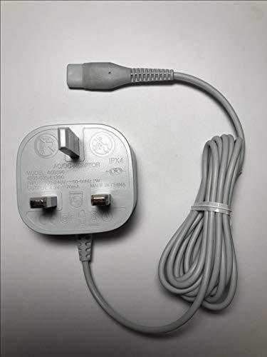 4,3V 70mA AC Adapter Netzstecker Ladegerät für Philips MG3722/33 Serie 3000