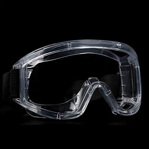 Ardentity Transparante bril voor fiets, vier doorzichtige gaten, zonnebril, sport, wielrennen, motorfiets, skiën, vissen, golfbaseball, hardlopen, voor outdoor-activiteiten