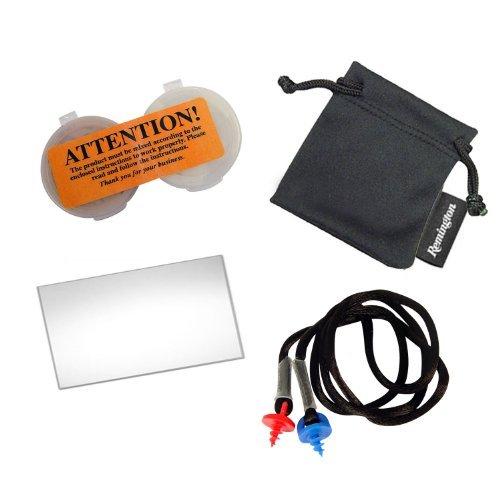 Radians Remington Do-It-Yourself Kit de tapones para los oídos moldeados a medida...