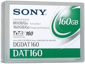 SONY DGDAT160 DDS-6 160m 80/160GB DAT 160 Tape Data Cartridge