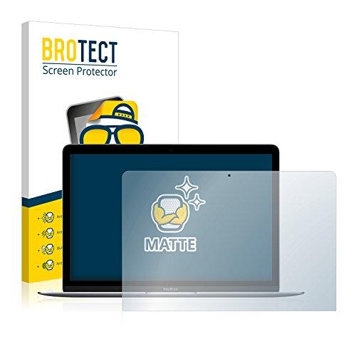 BROTECT 2X Entspiegelungs-Schutzfolie kompatibel mit Apple MacBook Retina 12