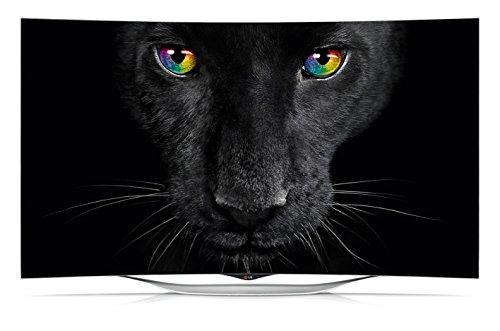 LG 55EC930V 139 cm (55 Zoll) Curved OLED Fernseher (Full HD, Triple Tuner, 3D, Smart TV)