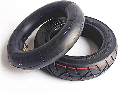 Neumáticos para patinetes eléctricos,10X2.50 Neumáticos interiores y exteriores antideslizantes resistentes al desgaste,Neumáticos...