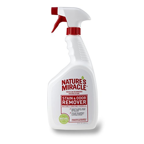 Nature's Miracle Stain & Odor Remover...