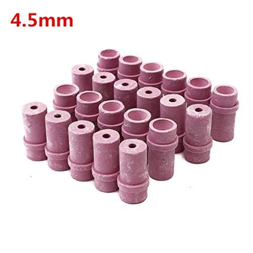 Yongse 20St. 4.5mm Sandstrahldüsen Ersatzdüsen für Sandstrahlpistole