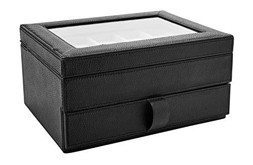 Fossil -  Watch Box Black