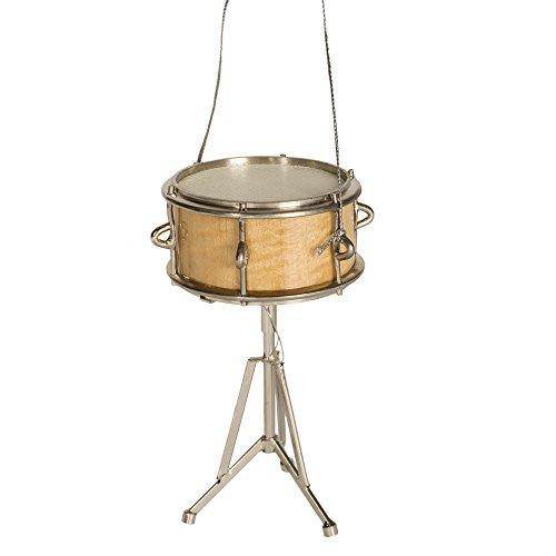 Broadway Snare Drum Musical Instrument Ornament 3.5 inches