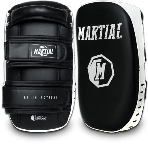 Martial Kick-Pratzen mit hochwertiger...